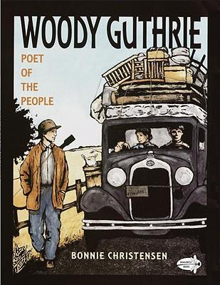 Woody Guthrie By Christensen, Bonnie