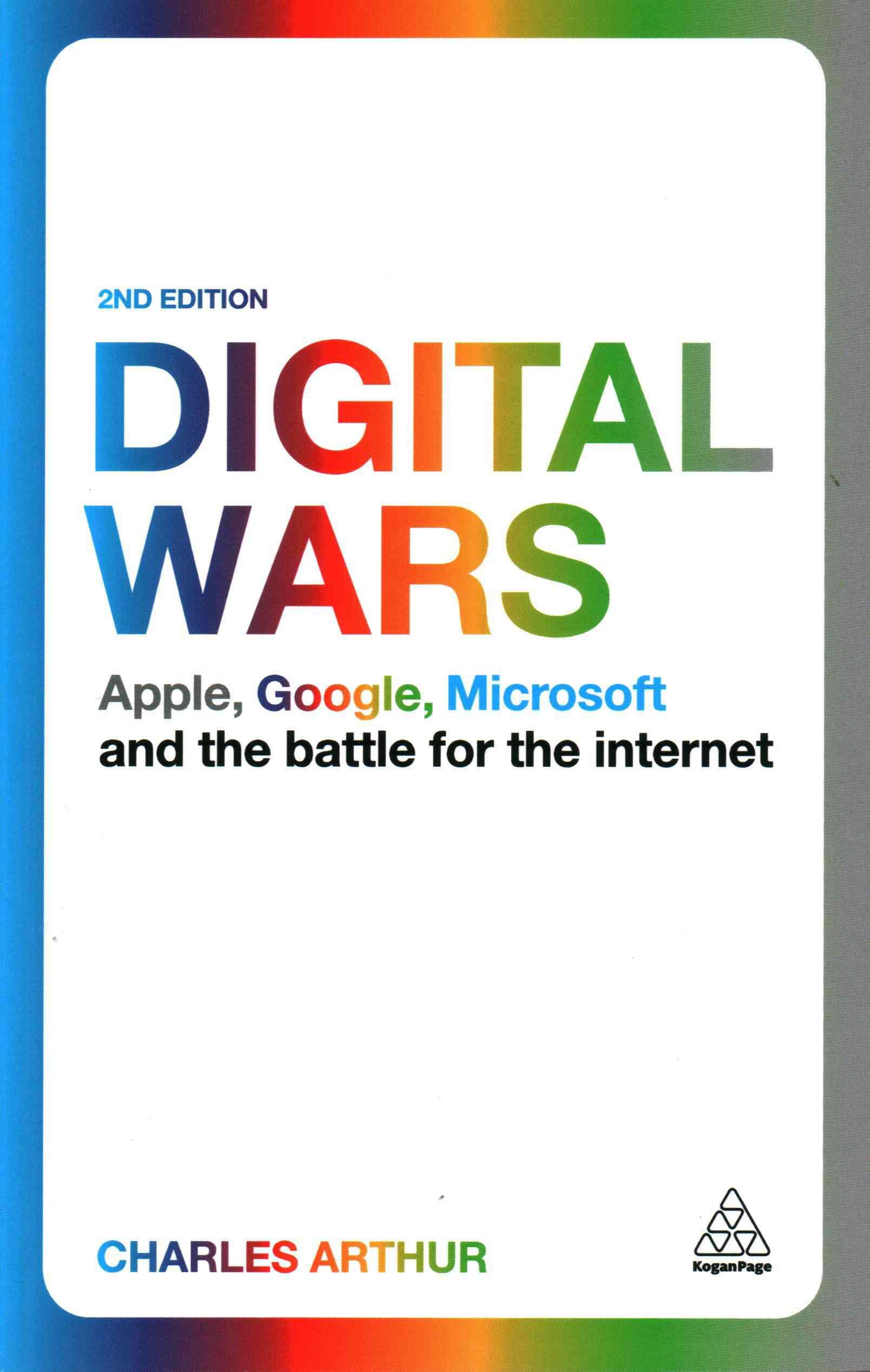 Digital Wars By Arthur, Charles
